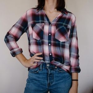 Maurices Soft Flannel Long Sleeve
